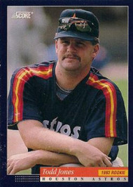 1994 Score #246 Todd Jones VG Houston Astros