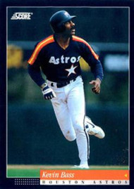 1994 Score #128 Kevin Bass VG Houston Astros