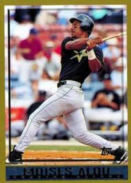 1998 Topps #277 Moises Alou WS VG Florida Marlins