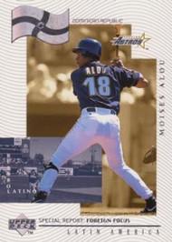 1999 Upper Deck #233 Moises Alou FF VG Houston Astros