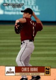 2005 Donruss #203 Chris Burke VG Houston Astros