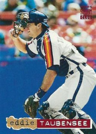 1994 Stadium Club #168 Eddie Taubensee VG Houston Astros