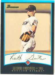 2001 Bowman #312 Keith Ginter VG Houston Astros