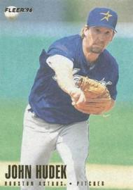 1996 Fleer #410 John Hudek NM-MT  Houston Astros