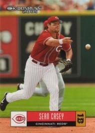 2005 Donruss #156 Sean Casey VG Cincinnati Reds