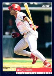 1994 Score #74 Barry Larkin VG Cincinnati Reds
