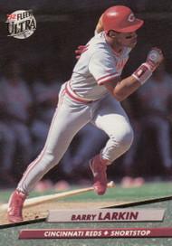 1992 Ultra #191 Barry Larkin VG Cincinnati Reds