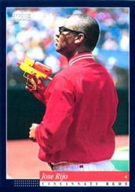 1994 Score #52 Jose Rijo VG Cincinnati Reds