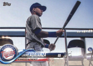 2018 Topps #681 Ehire Adrianza NM-MT Minnesota Twins