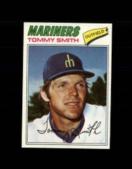 1977 Topps #14 Tommy Smith VG Seattle Mariners