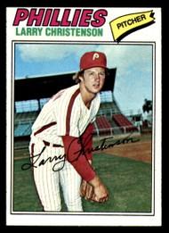1977 Topps #59 Larry Christenson VG Philadelphia Phillies