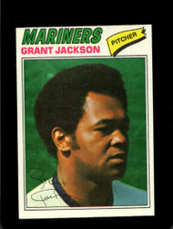 1977 Topps #49 Grant Jackson VG Seattle Mariners
