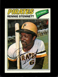 1977 Topps #35 Rennie Stennett VG Pittsburgh Pirates