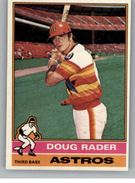 1976 Topps #44 Doug Rader VG Houston Astros