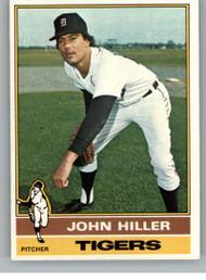 1976 Topps #37 John Hiller VG Detroit Tigers