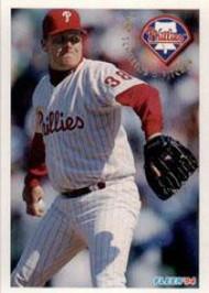 1994 Fleer #600 Curt Schilling VG Philadelphia Phillies