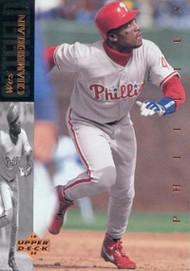 1994 Upper Deck #148 Wes Chamberlain VG Philadelphia Phillies