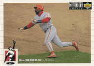 1994 Collector's Choice #76 Wes Chamberlain VG Philadelphia Phillies