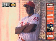 1994 Collector's Choice #22 Wayne Gomes VG RC Rookie Philadelphia Phillies