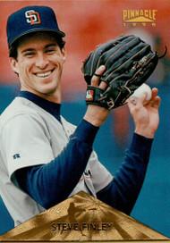 1996 Pinnacle #6 Steve Finley VG San Diego Padres