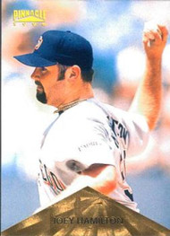 1996 Pinnacle #23 Joey Hamilton VG San Diego Padres
