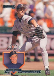 1995 Donruss #86 Andy Ashby VG San Diego Padres