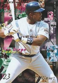 1995 Fleer #571 Eddie Williams VG San Diego Padres