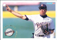1994 Fleer #674 Craig Shipley VG San Diego Padres