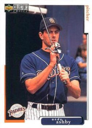 1998 Collector's Choice #481 Andy Ashby VG  San Diego Padres