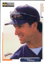 1998 Collector's Choice #479 Steve Finley VG  San Diego Padres