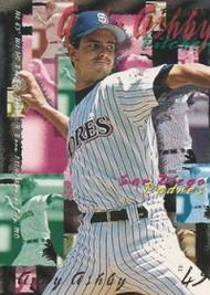 1995 Fleer #553 Andy Ashby VG San Diego Padres