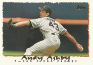 1995 Topps #85 Andy Ashby VG  San Diego Padres