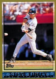 1998 Topps #330 Steve Finley VG San Diego Padres