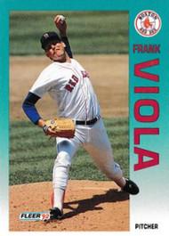 1992 Fleer Update #5 Frank Viola NM-MT  Boston Red Sox