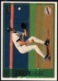 1997 Topps #15 Andy Ashby VG  San Diego Padres