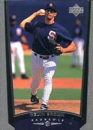 1999 Upper Deck #190 Kevin Brown VG San Diego Padres