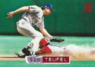 1994 Stadium Club #46 Tim Teufel VG San Diego Padres