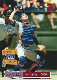 1994 Stadium Club #83 Kevin Higgins VG San Diego Padres