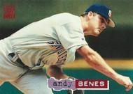 1994 Stadium Club #102 Andy Benes VG San Diego Padres