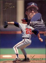 1993 Flair #11 John Smoltz NM-MT Atlanta Braves