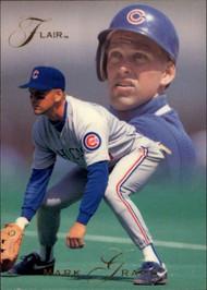 1993 Flair #14 Mark Grace NM-MT Chicago Cubs