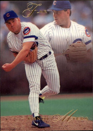1993 Flair #19 Randy Myers NM-MT Chicago Cubs