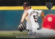 1995 Upper Deck #84 William Van Landingham VG San Francisco Giants