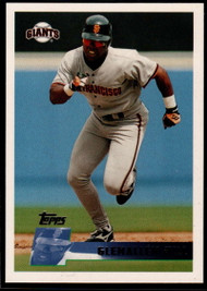 1996 Topps #32 Glenallen Hill VG San Francisco Giants