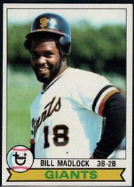1979 Topps #195 Bill Madlock VG San Francisco Giants