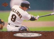 1996 Upper Deck #455 Matt Williams VG San Francisco Giants