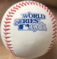 Rawlings Official 1981 World Series Baseball