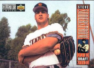 1994 Collector's Choice #24 Steve Soderstrom VG RC Rookie San Francisco Giants