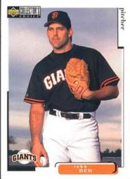 1998 Collector's Choice #491 Robb Nen VG  San Francisco Giants