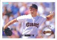 1994 Fleer #691 Bryan Hickerson VG San Francisco Giants